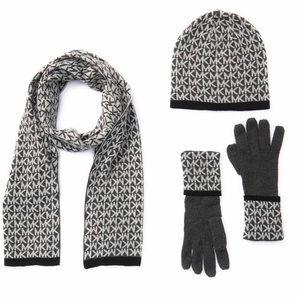 Michael Kors Scarf Hat Set